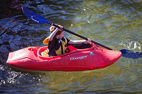 beginner paddling courses