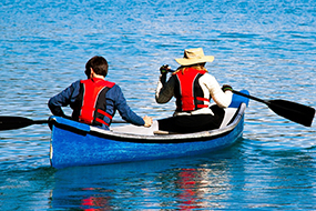 advanced paddling courses